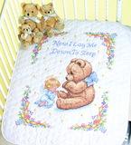 """Набор для вышивания DIMENSIONS """"Одеяльце Сладкая молитва"""" DMS-13088 (печатный крест)"""