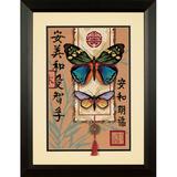 "Набор для вышивания DIMENSIONS ""Азиатские бабочки"" DMS-20065 (гобелен)"