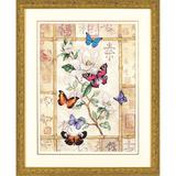 "Набор для вышивания DIMENSIONS ""Сверкающая бабочка"" DMS-35063 (крестик)"