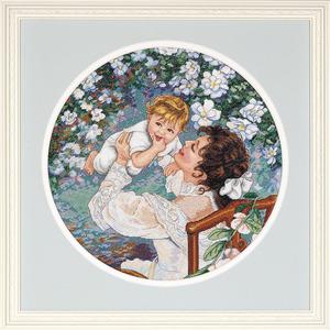 """Набор для вышивания DIMENSIONS """"Материнское счастье"""" DMS-35139 (крест)"""