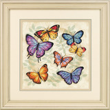 """Набор для вышивания DIMENSIONS """"Множество бабочек"""" DMS-35145 (крест)"""