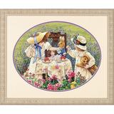 """Набор для вышивания DIMENSIONS """"Полуденный чай"""" DMS-35152 (крест)"""