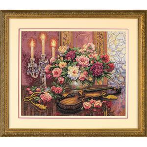 """Набор для вышивания DIMENSIONS """"Романтичный букет"""" DMS-35185 (крестик)"""