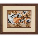 """Набор для вышивания DIMENSIONS """"Притягательный тигр"""" DMS-65056 (крест)"""