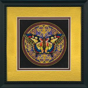 """Набор для вышивания DIMENSIONS """"Нарядная бабочка"""" DMS-65095 (крест)"""