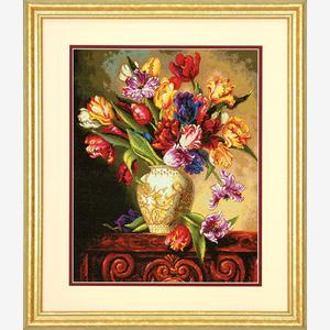 """Набор для вышивания DIMENSIONS """"Тюльпаны"""" DMS-70-35305 (крест)"""