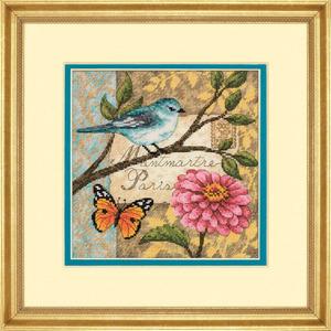 """Набор для вышивания DIMENSIONS """"Птица"""" DMS-70-65103 (крест)"""