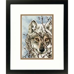 """Набор для вышивания DIMENSIONS """"Волк"""" DMS-70-65131 (крестик)"""