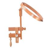 Пяльцы с креплением деревянные (бук) разм. 25 см, Klass&Gessmann 264-8-250