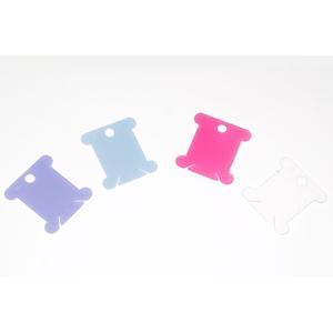 Бобина пластиковая для мулине М008 (цв. ассорти)