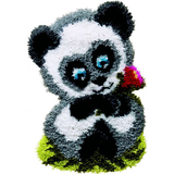 """Коврик """"Панда"""" Чаривна Мить РТ-203 (ковровая)"""
